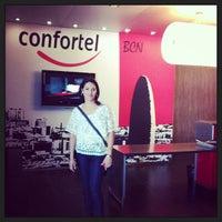 Photo taken at ILUNION Barcelona by Keila B. on 6/29/2013