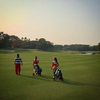 Photo taken at Cengkareng Golf Club by Al A. on 9/1/2014