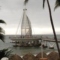 Foto tomada en Playa de los Muertos por Vistalegre R. el 1/9/2013
