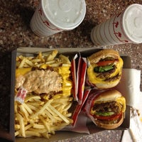 Photo taken at In-N-Out Burger by Tom S. on 6/22/2013