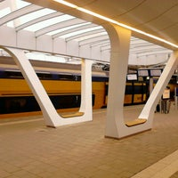 Photo taken at Station Arnhem Centraal by Luc L. on 4/29/2013