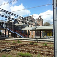 Photo taken at Station Woerden by Luc L. on 8/18/2013