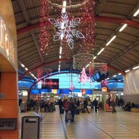 Photo taken at Utrecht Central Station by Luc L. on 11/19/2012