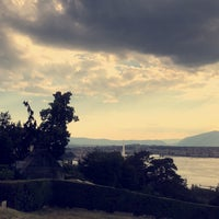 Photo taken at Cologny view by Fawaz on 7/13/2018