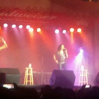 Photo taken at Mississippi State Fairgrounds by Kysha B. on 10/12/2012