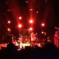 Photo taken at Electric Factory by Alexa M. on 1/26/2013