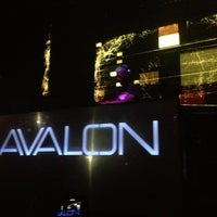 Photo taken at Avalon Hollywood by Никитос С. on 11/17/2012