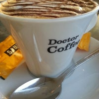 Photo taken at Doctor Coffee by Michael E. on 12/9/2012