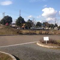 Photo taken at 中田公園 by Gengen-HGR _. on 1/2/2015