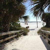Photo taken at Siesta Key Beach by Alexis M. on 1/9/2013