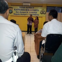 Photo prise au Polsek Bekasi Kota par Ade H. le7/15/2013