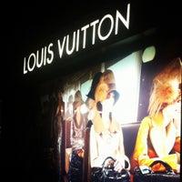 Photo taken at Louis Vuitton by Mustafa T. on 10/25/2012
