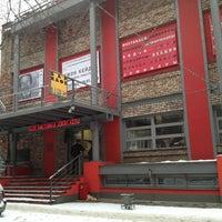 Снимок сделан в Государственный центр современного искусства (ГЦСИ) пользователем Tatiana 1/3/2013