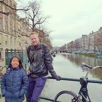 Photo taken at Amsterdam-Rijnkanaal by Jessica Christine T. on 12/13/2014