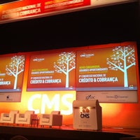 Foto tirada no(a) Teatro Alfa por Cristiane M. em 10/9/2012