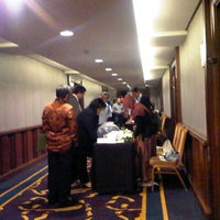 Photo taken at Madukara Meeting Room Gran Royal Panghegar by Used To Be R. on 2/19/2013