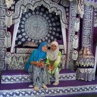 Photo taken at Taman Ratu Safiatuddin by Amalia H. on 9/21/2013