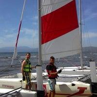 Photo taken at Aqua Fantasy Sailing Sports by Hasan E. on 5/24/2015