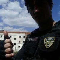 Photo taken at Presídio do Ahú by Guilherme B. on 9/8/2013
