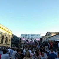 Photo taken at Oper für alle by Bernd V. on 7/9/2016