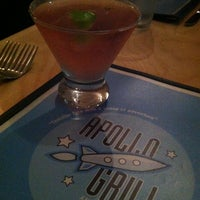 Photo taken at Apollo Grill by Crys C. on 10/6/2012