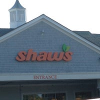 Photo taken at Shaw's by Crys C. on 7/13/2014
