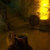 10/5/2017 tarihinde Tijen K.ziyaretçi tarafından Ortahisar Cave Hotel'de çekilen fotoğraf