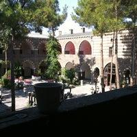 Photo taken at Hotel Büyük Kervansaray by Tijen K. on 7/17/2013