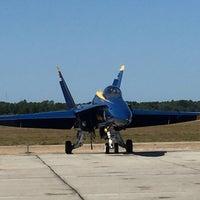 Photo taken at Naval Air Station Brunswick by Chris F. on 9/6/2015