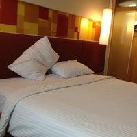 Photo taken at ibis Hotel Solo by Aryati R. on 7/23/2013