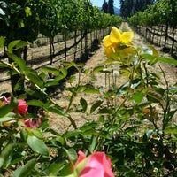 Photo taken at kramer vineyard by Stephanie A. on 7/27/2013