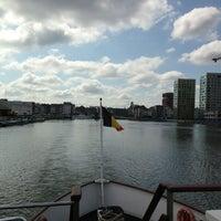 Photo taken at Flandria Harbour Tour by Kristof D. on 8/25/2013