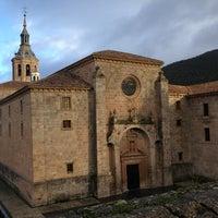 Photo taken at Monasterio De Yuso by Noelia P. on 1/2/2013