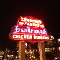 Photo taken at Zehnder's of Frankenmuth by Nicholas K. on 12/1/2012