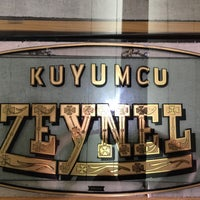 Photo taken at Kuyumcu Zeynel by Kemal Ö. on 9/4/2017