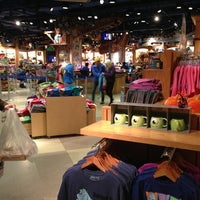 Photo taken at Disney store by Staci S. on 3/10/2013