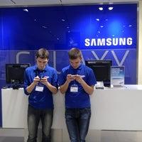 Photo taken at Samsung by Vasily I. on 4/7/2013
