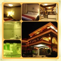 Photo taken at Iriga Plaza Hotel - Room 114 by Mhae G. on 7/16/2013
