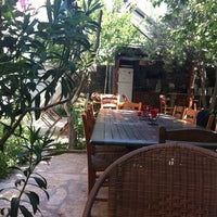 Photo taken at Oyku Butik Otel by Tlin S. on 5/21/2013