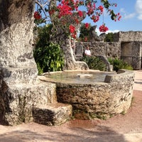 Photo taken at Coral Castle by Joanna B. on 2/15/2013