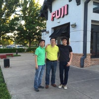 Photo taken at Fuji Japanese Steakhouse by Sam Y. on 4/20/2015