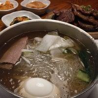 Photo taken at Cho Sun Gal Bi Korean BBQ & Sushi Bar by Sam Y. on 5/13/2017