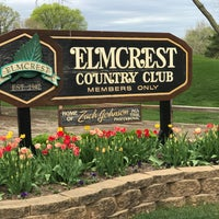 Photo taken at Elmcrest Country Club by Bob S. on 4/25/2017