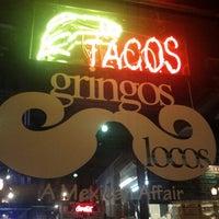 Photo taken at Gringos Locos by Allison M. on 9/28/2012