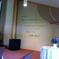 Photo taken at Tri Lakes Community Church by Matt V. on 5/12/2013