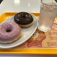Photo taken at Mister Donut by Jenor R. on 11/14/2016