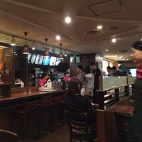 Photo taken at PRONTO 京都駅ビル店 by Seyoung K. on 10/9/2015