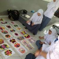 Photo taken at SMA Lazuardi GIS by anto r. on 3/7/2013