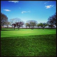 Photo taken at Sydney R. Marovitz Golf Course by Nathan G. on 5/12/2013