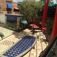Photo taken at Galerías Santo Domingo by Erick B. on 5/23/2013
